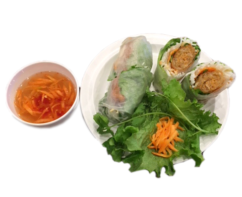 A03. Vietnamese Eggroll Wrap / Chả Giò Cuốn Bánh Tráng